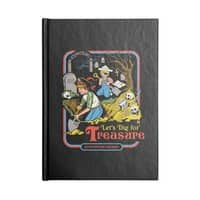 Let's Dig for Treasure - notebook - small view