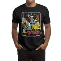 Let's Dig for Treasure - mens-regular-tee - small view