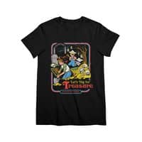 Let's Dig for Treasure - womens-premium-tee - small view