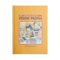 A Cure for Stupid People - notebook - small view