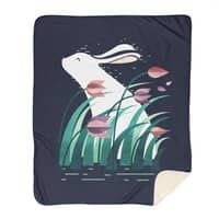 Rabbit, Resting - blanket - small view