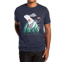 Rabbit, Resting - mens-extra-soft-tee - small view