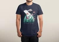 Rabbit, Resting - mens-triblend-tee - small view