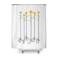 Seeds of hope - shower-curtain - small view