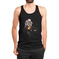 Marble Planet - mens-jersey-tank - small view