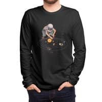 Marble Planet - mens-long-sleeve-tee - small view