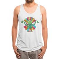 Groovy Rubber Monsters - mens-triblend-tank - small view