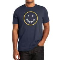 No Worries - mens-extra-soft-tee - small view