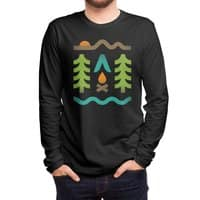 Simple Pleasures - mens-long-sleeve-tee - small view