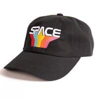 Space Text - dad-hat - small view
