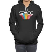 Space Text - hoody - small view