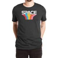 Space Text - mens-extra-soft-tee - small view