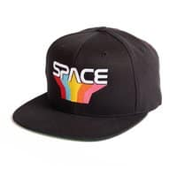 Space Text - snapback-cap - small view