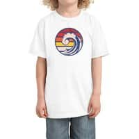 Ride the Wave - kids-tee - small view