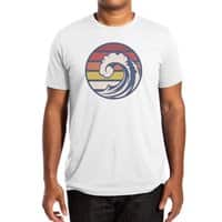 Ride the Wave - mens-extra-soft-tee - small view