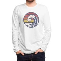 Ride the Wave - mens-long-sleeve-tee - small view