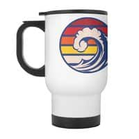Ride the Wave - travel-mug-with-handle - small view