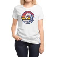 Ride the Wave - womens-regular-tee - small view