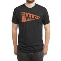 GO W/LD - mens-triblend-tee - small view