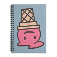 It's Fine - spiral-notebook - small view