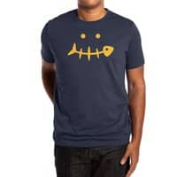 Fish Face - mens-extra-soft-tee - small view