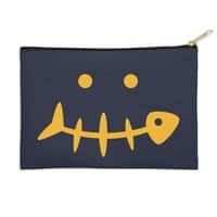 Fish Face - zip-pouch - small view