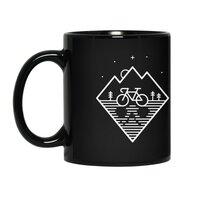 Bike Dreams - black-mug - small view