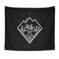 Bike Dreams - indoor-wall-tapestry - small view