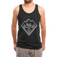 Bike Dreams - mens-triblend-tank - small view