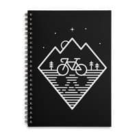Bike Dreams - spiral-notebook - small view