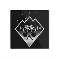 Bike Dreams - square-mounted-acrylic-print - small view