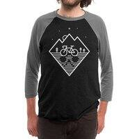 Bike Dreams - triblend-34-sleeve-raglan-tee - small view