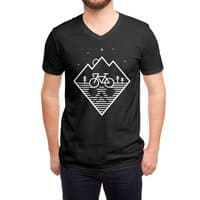 Bike Dreams - vneck - small view