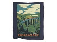 Visit Hogsmeade - blanket - small view