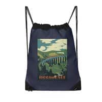 Visit Hogsmeade - drawstring-bag - small view
