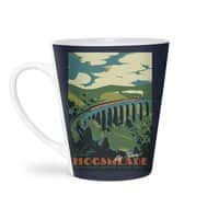 Visit Hogsmeade - latte-mug - small view