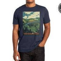 Visit Hogsmeade - mens-extra-soft-tee - small view