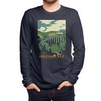Visit Hogsmeade - mens-long-sleeve-tee - small view