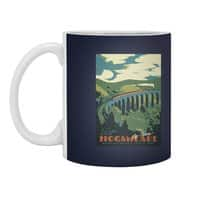 Visit Hogsmeade - white-mug - small view