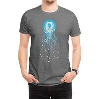 Electric Jellyfish - mens-regular-tee - small view