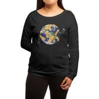 Feel Better! - womens-long-sleeve-terry-scoop - small view