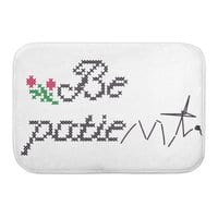 Patience - bath-mat - small view