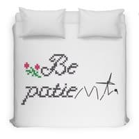 Patience - duvet-cover - small view