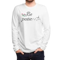 Patience - mens-long-sleeve-tee - small view