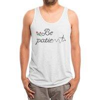 Patience - mens-triblend-tank - small view