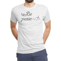 Patience - mens-triblend-tee - small view