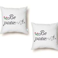 Patience - throw-pillow - small view