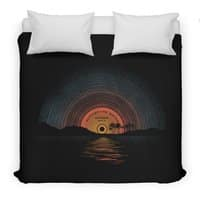 Sound Of Summer - duvet-cover - small view