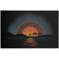 Sound Of Summer - horizontal-canvas - small view