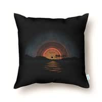 Sound Of Summer - throw-pillow - small view
